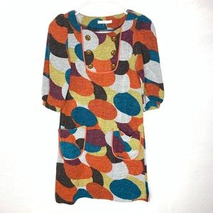 Hazel Anthropologie sweater tunic top size small
